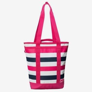 HELLY HANSEN🔥STRIPED ACTIVE TOTE